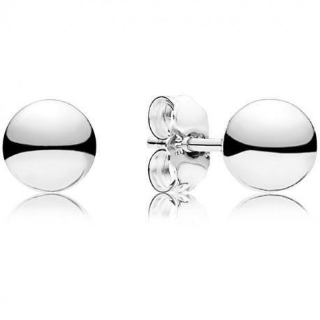 Classic Sphere Stud Earrings - Pandora