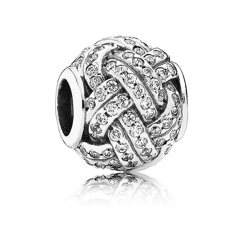 anello pandora nodo dell'amore