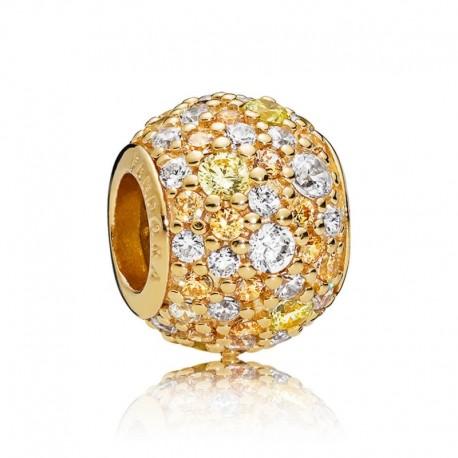 charm pandora oro