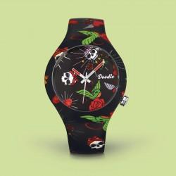 Orologio Tatoo Mood Solo Tempo - Doodle Watch
