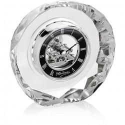 Orologio da tavola in Cristallo  4 cm- Ottaviani