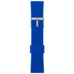 Cinturino Uomo Silicone Blu - I Am Watch