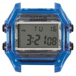 Cassa Large Transparent Blue Case+ Transparent Glass - I Am Watch