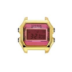 Cassa Small Ipr Case+ Fucsia Glass - I Am Watch