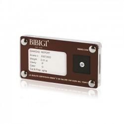 Diamante Blisterato Ct 0,17 GVS - Bibigi