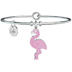Bracciale Donna Flamingo Animal Planet - Kidult