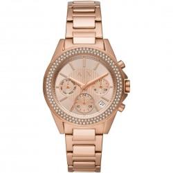 Orologio Donna Lady Drexler Cronografo Rosè - Armani Exchange