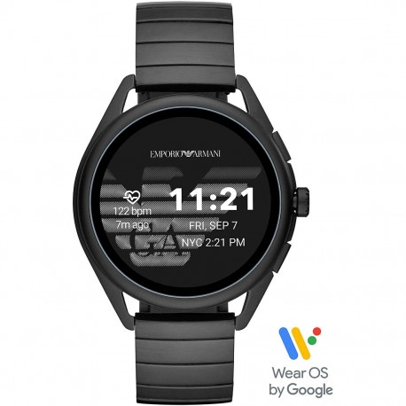 Smartwatch Uomo Matteo Acciaio Bunito - Emporio Armani