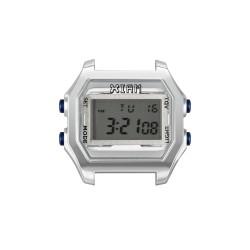 Cassa Small Stell+ Transparent Glass  - I Am Watch