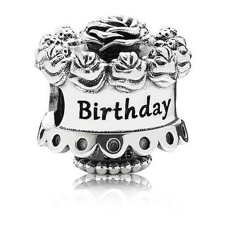 pandora torta di compleanno