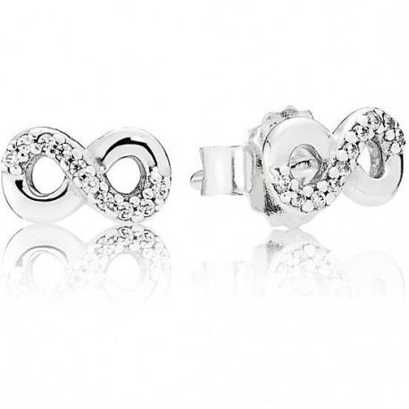 Infinity Earrings - Pandora