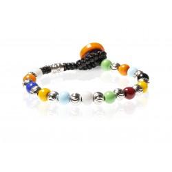 Bracciale Unisex Colored Luxury 10 - Gerba