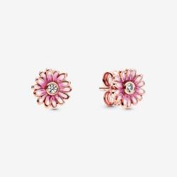 Orecchini Margherite Rosa - Pandora