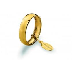Fede Light 5mm in Oro Giallo - Unoaerre