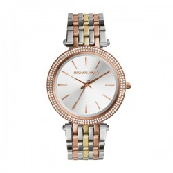Orologio Donna Darcy Silver/Rose Gold - Michael Kors