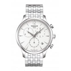 Orologio Uomo Tradition Cronografo in Acciaio - Tissot