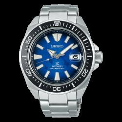 Orologio Uomo Prospex Automatico in Acciaio Quadrante Blu - Seiko