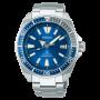 Orologio Uomo Prospex Samurai Automatico in Acciaio Quadrante Blu - Seiko