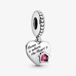 Charm Pendente Amo la Mia Casa- Pandora