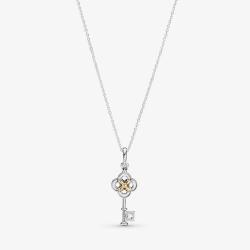 Collana Chiave e Fiore - Pandora