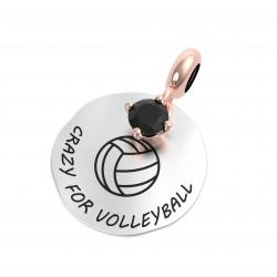 """Charm Passioni """"Crazy For Volleyball"""" con Onice - Rerum Gioielli"""