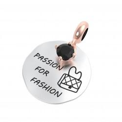 """Charm Passioni """"Passion for Fashion"""" con Onice - Rerum Gioielli"""