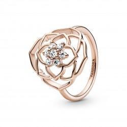 Anello Petali di Rosa - Pandora
