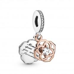 Charm Rosa - Pandora