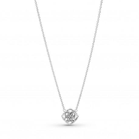 Collana Petali di Rosa  - Pandora
