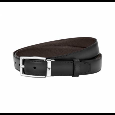 Cintura Uomo Reversibile in Pelle - Montblanc