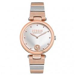 orologio Donna in Acciaio Bicolor Rosè Los Feliz Solo Tempo VSP1G0821 - Versus
