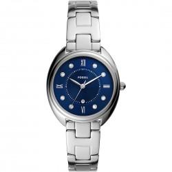 Orologio Donna Solo Tempo Gabby in Acciaio Quadrante Blu ES5087 - Fossil