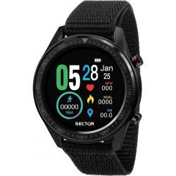 Orologio Smartwatch in tessuto Nero R3251545002 - Sector