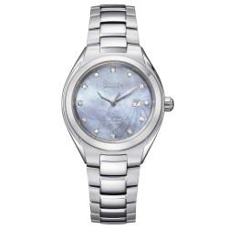 Orologio Donna Solo Tempo Lady Super Titanio con Diamanti EW2611-87N - Citizen