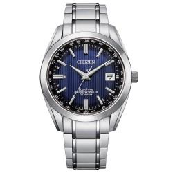 orologio Uomo Radiocontrollato H145 Elegance Super Titanio Blu CB0260-81L - Citizen