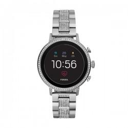 Smartwatch Q Venture Donna Acciaio  e Zirconi - Fossil