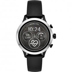 Smartwatch Donna Runway Caucciù Nero - Michael Kors