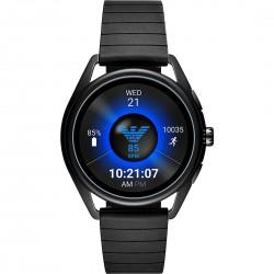Smartwatch Uomo Matteo Silicone Nero - Emporio Armani