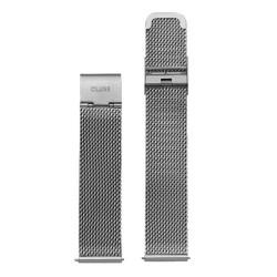 Cinturino Minuit Strap Silver - Cluse