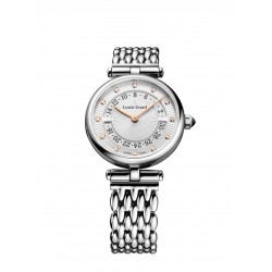Orologio Donna Romance Collection Solo Tempo Acciaio Diamanti - Louis Erard