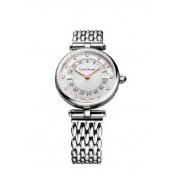 Orologio Donna Romance Collection Solo Tempo Acciaio Diamanti - Louis Erard