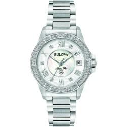 Orologio Donna Marine Star Acciaio e Diamanti - Bulova