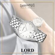 𝐈𝐧𝐝𝐨𝐬𝐬𝐚𝐫𝐞 𝐢𝐥 𝐓𝐞𝐦𝐩𝐨 𝐧𝐨𝐧 𝐞̀ 𝐦𝐚𝐢 𝐬𝐭𝐚𝐭𝐨 𝐜𝐨𝐬𝐢̀ 𝐞𝐥𝐞𝐠𝐚𝐧𝐭𝐞! . Con la bellissima 𝗖𝗼𝗹𝗹𝗲𝘇𝗶𝗼𝗻𝗲 𝗥𝗲𝘃𝗲̀ 𝗱𝗶 𝗘𝗯𝗲𝗿𝗵𝗮𝗿𝗱, ispirata ai Sogni, non rinunci alla Classe e al piacere di indossare un capolavoro frutto delle grandi tradizioni Svizzere. Lasciati incantare da questo meraviglioso orologio con 𝗳𝗼𝗻𝗱𝗼 𝗠𝗮𝗱𝗿𝗲𝗽𝗲𝗿𝗹𝗮 e 𝗚𝗵𝗶𝗲𝗿𝗮 𝗗𝗶𝗮𝗺𝗮𝗻𝘁𝗮𝘁𝗮, movimento al Quarzo ed uno stile che tutto dice sul tuo essere Donna! . Scopri l'intera Collezione sullo shop Lord Gioielli. 👉 Link in bio . . . #lordgioielli #massafra #eberhard #eberhardcollection #eberhardreve #eberhardwatch #eberhard_co #swissmade #swissmadewatch #watchofinstagram #picoftheday #women #girlpower #follow
